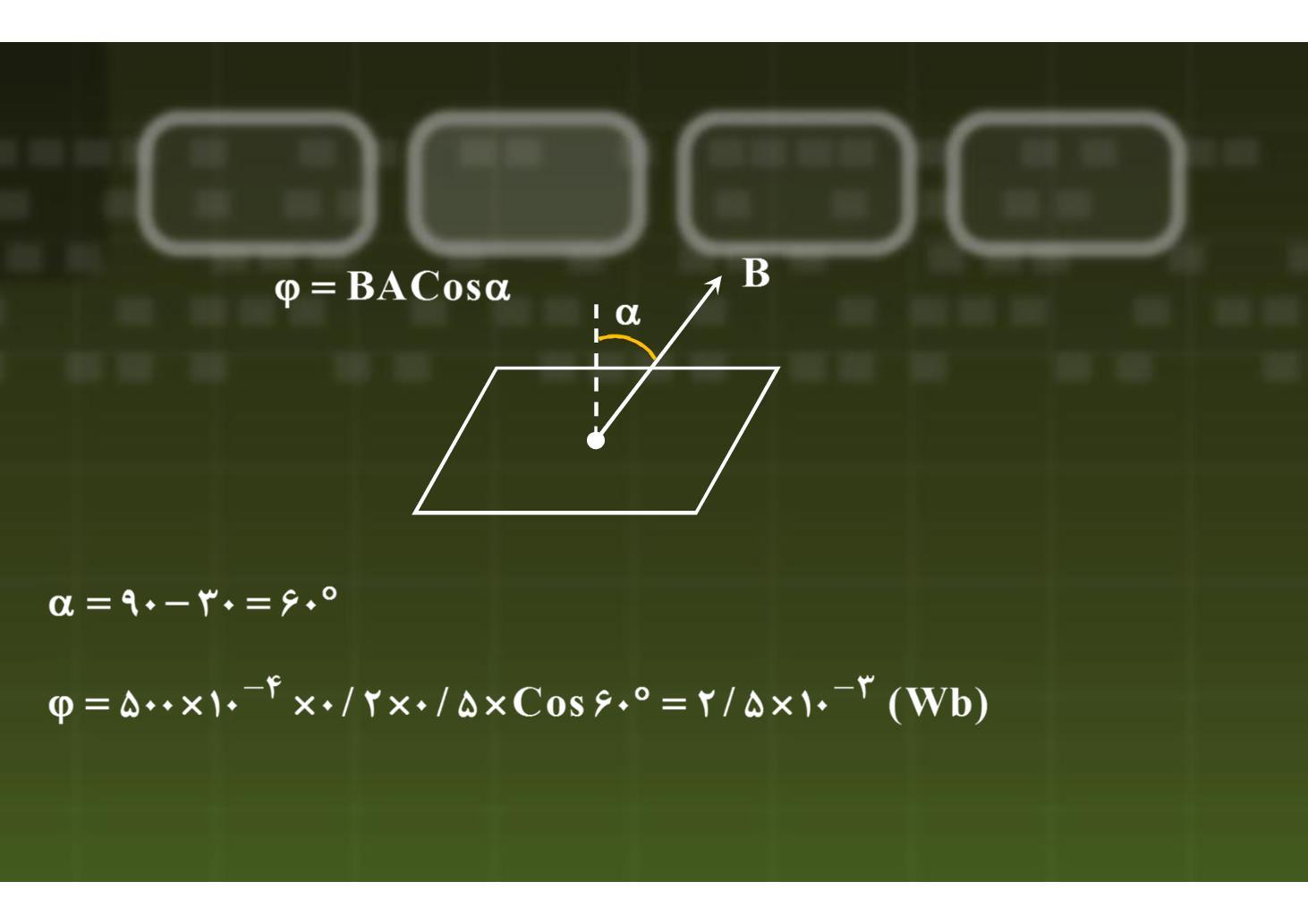 فیزیک ٣- فصل ۴ (فصل ۵ ریاضی) پدیدههای القای الکترومغناطیسسی و شار مغناطیسی- بخش ١ (PDF)